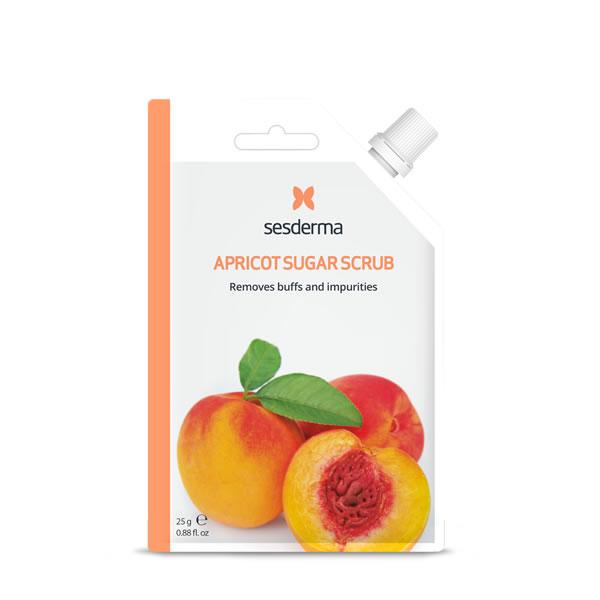 Mascarilla facial exfoliante multidosis Apricot Sugar Scrub
