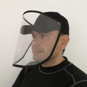 Gorra con Acetato Removible