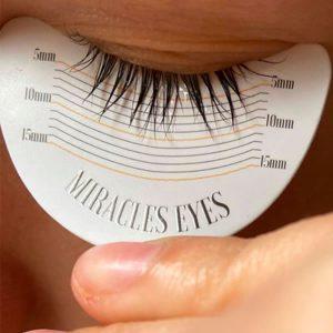 Medidor de pestañas - Miracles Eyes